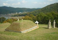 휘 숙번 묘소